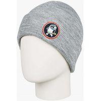 czapka zimowa QUIKSILVER - Brigade Kids Beanie Light Grey Heather (SGRH)