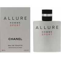Chanel Allure Homme Sport Men Eau de Toilette 100 ml