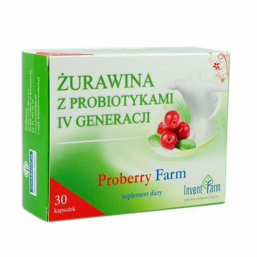 Proberry Farm 30 kapsułek - Probiotyki (5907751403089)