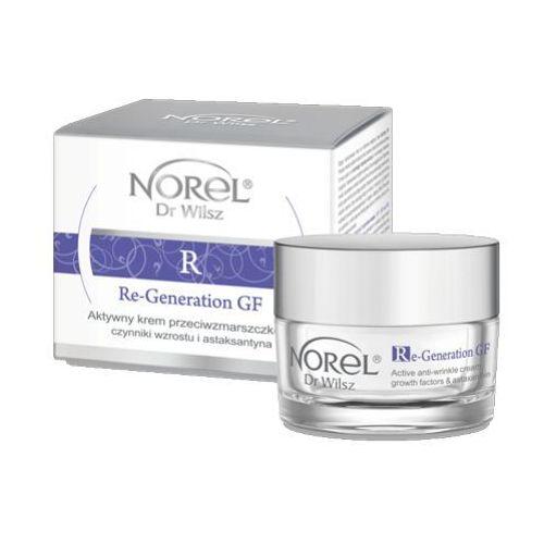 Re-generation gf aktywny krem przeciwzmarszczkowy (dk226) Norel (dr wilsz)