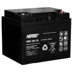 Akumulatory żelowe AGM  NERBO P.P TELETROM / VOLTY.PL
