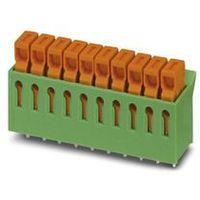 Listwa zasilająca 0.34 mm² ilość pin 10  1706251 kolor: zielony 50 szt. marki Phoenix contact