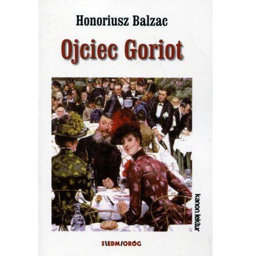 Ojciec Goriot w.2017, oprawa broszurowa