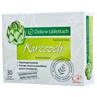 Karczoch Zioła w tabletkach *30tabl. (5901130350544)