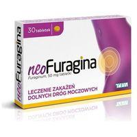 NEOFURAGINA 50mg x 30 tabletek