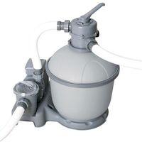 Bestway pompa filtrująca piaskowa 5678 l/h 58404