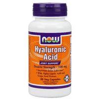 Kapsułki Now Foods Kwas Hialuronowy Hyaluronic Acid 60 kaps.