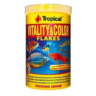 Pokarmy akwarystyczne Tropical KrakVet