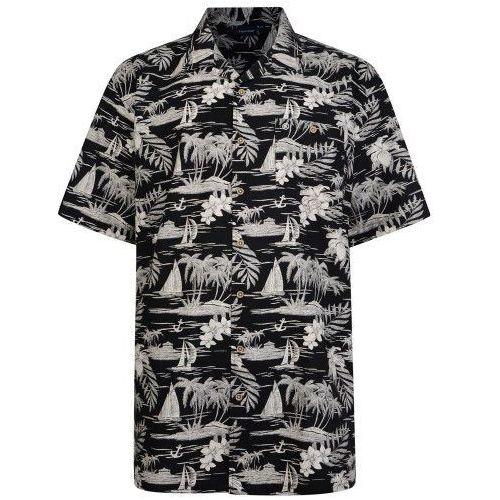 Koszula hawajska duże rozmiary Espionage