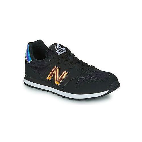Trampki niskie New Balance 500, kolor czarny