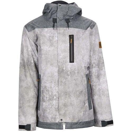 Sessions Kurtka - scout jacket concrete-acid wash (con)
