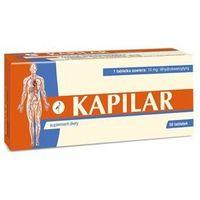 Tabletki Kapilar 50 tabl.