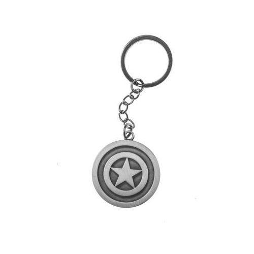 Zdjęcie produktu Brelok GOOD LOOT Marvel - Captain America Shield Metal Keychain (5908305216292)