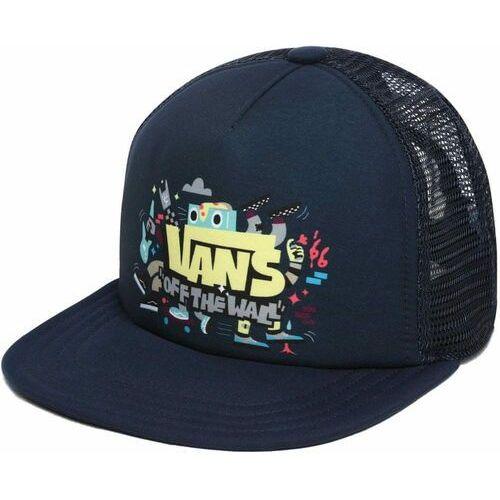 dziecięca czapka z daszkiem marki Vans