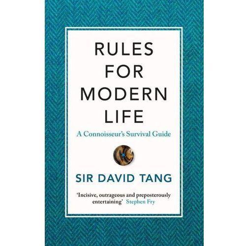 Rules for Modern Life - Tang Sir David (9780241258514)