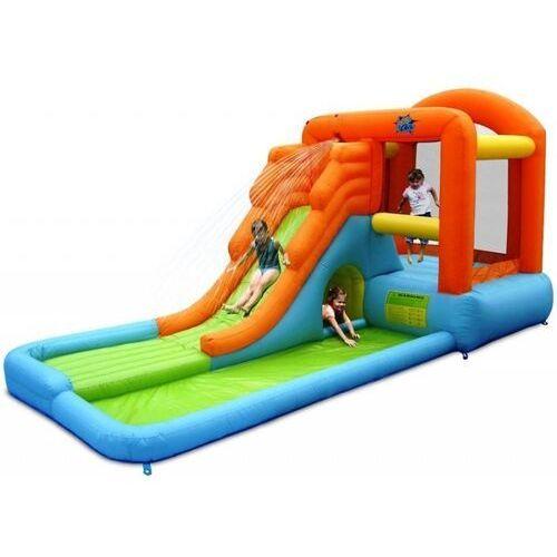 Happyhop Dmuchany zamek z basenem - giant airflow - (6933491990496)