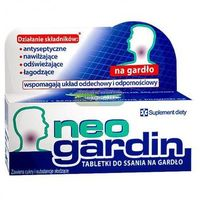 Neogardin 10 tabletek do ssania