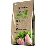Fitmin Purity Castrate - Karma dla dorosłych i sterylizowanych kotów 10kg