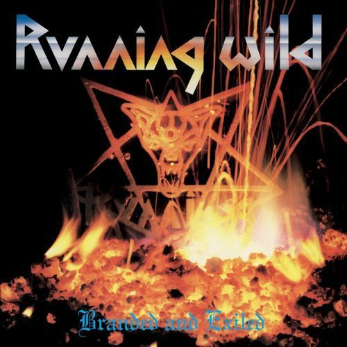 Running wild - branded and exiled [cd deluxe expanded edition] marki Bmg sony music