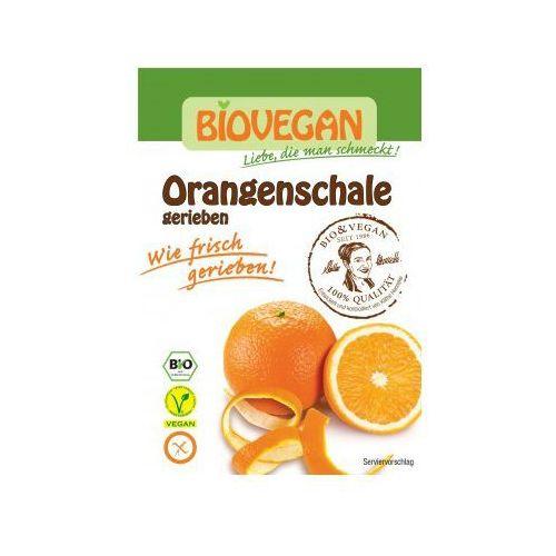 Biovegan Skórka pomarańczy suszona bezglutenowa bio 9g (4005394116166)