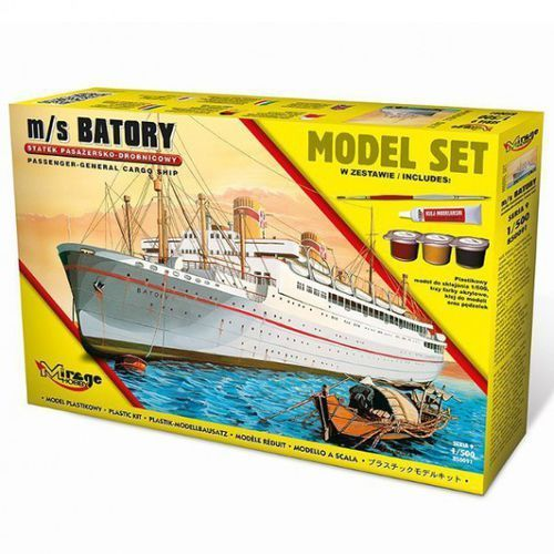 Mirage polski statek m/s batory set