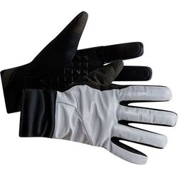 Craft siberian glow rękawiczki, silver/black m 2019 rękawiczki zimowe