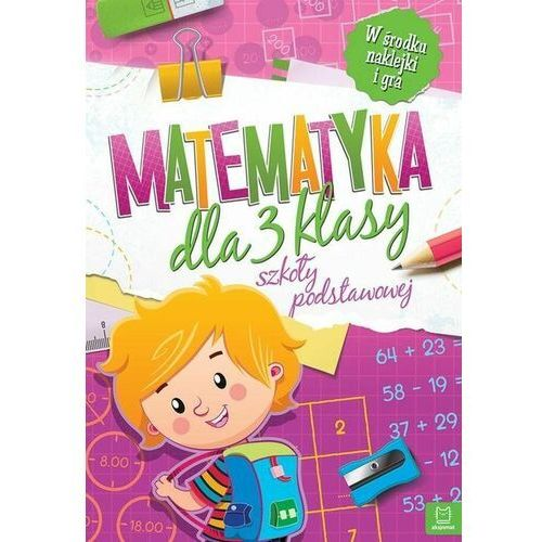 Matematyka dla klasy 3 szkoły podstawowej (2020)