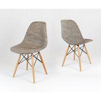 Sk design kr012 tapicerowane krzesło lawa02 - lawa02 \ drewno buk (5902846820611)