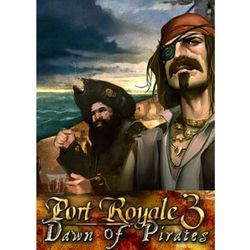 Port Royale 3 Dawn of Pirates (PC)