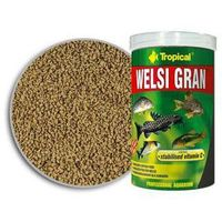 Tropical Welsi Gran pokarm granulowany dla ryb strefy dennej 250ml/138g