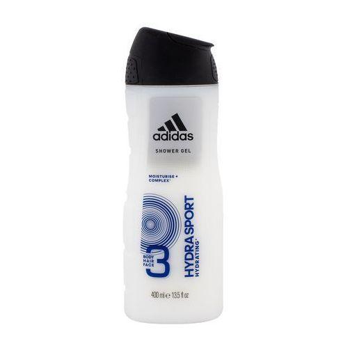 Adidas Hydra Sport Żel pod prysznic 3w1 400ml - Coty OD 24,99zł DARMOWA DOSTAWA KIOSK RUCHU, 83747 - Godna uwagi oferta