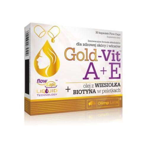 Kapsułki Olimp Gold-Vit A+E olej z wiesiołka + biotyna 30 kaps