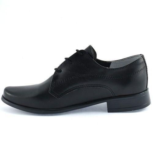 9813e293 ▷ Buty komunijne dla chłopca 010, kolor czarny (Miko) - opinie ...