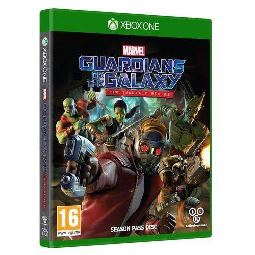 Marvel's Guardians of the Galaxy The Telltale Series XONE