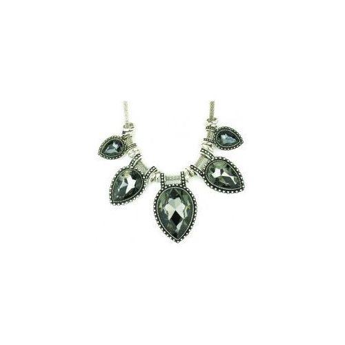 f094d328d8a429 Durango Naszyjnik vintage, srebrny kryształ. kolekcja dalia - galeria  Durango Naszyjnik vintage, srebrny