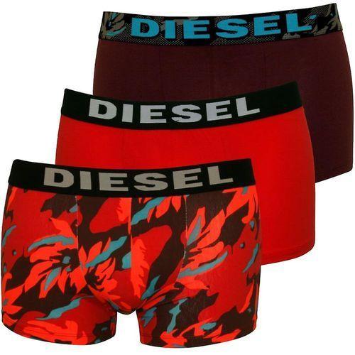 Diesel Bokserki 3-Pack (0SAQN-02), kolor czarny