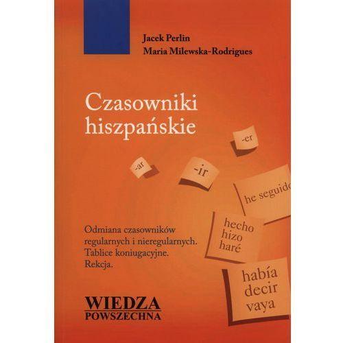 Czasowniki hiszpańskie, oprawa broszurowa