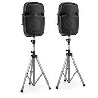 """Aktywny głośnik PA firmy Malone PW-2908A 20cm (8"""") 150W z kategorii Głośniki i monitory odsłuchowe"""