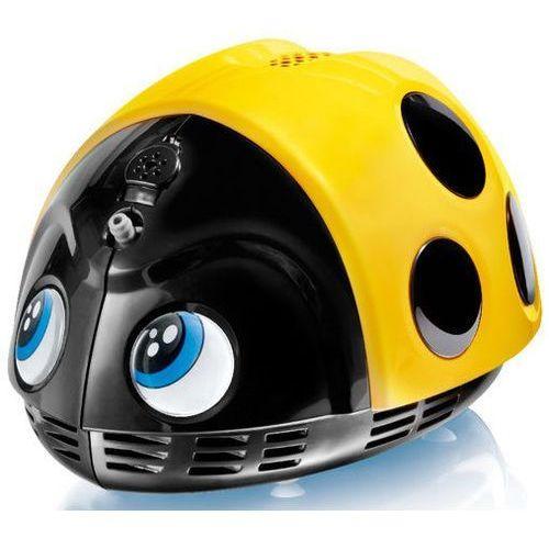 Flaem Inhalator nuova magic care mr beetle żółty + zamów z dostawą jutro