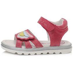 Sandałki dla dzieci  D-D-step Mall.pl