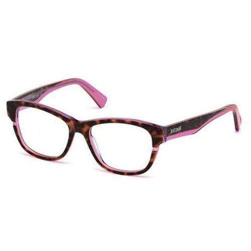 Just cavalli Okulary korekcyjne jc 0776 055