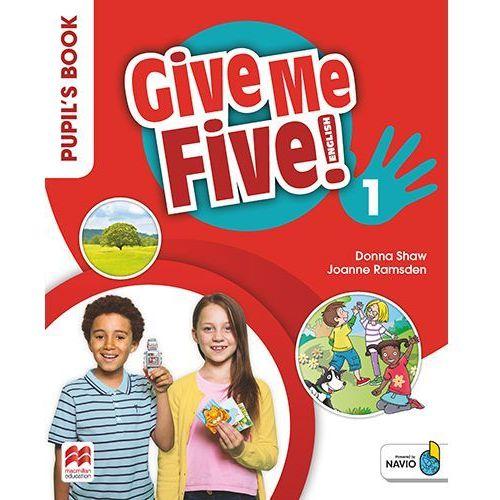 Give Me Five! 1 PB MACMILLAN - Donna Show, Joanne Ramsden (120 str.)