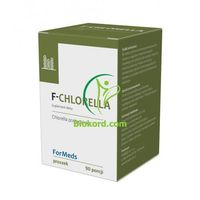 F-CHLORELLA, Formeds Suplement Diety