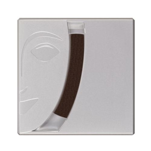 cake eye liner (black brown) eye liner do nakładania na mokro - black brown (5321) marki Kryolan