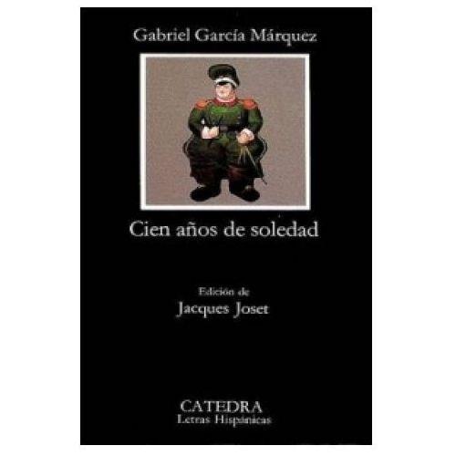 Cien Anos de Soledad, oprawa miękka