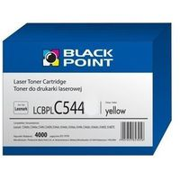 Toner BLACK POINT LCBPLC544Y Żółty
