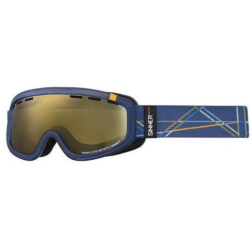 Sinner Gogle narciarskie visor iii otg sigo-164 polarized 50-pc1
