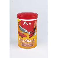 Aquael pokarm acti pond basic 2l- rób zakupy i zbieraj punkty payback - darmowa wysyłka od 99 zł (5905546057288)