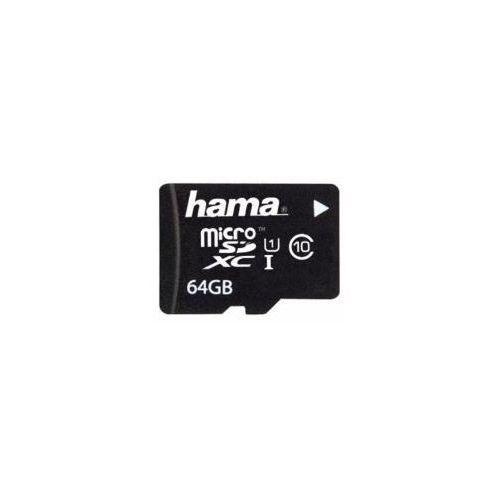 Karta pamięci HAMA MicroSD 64GB