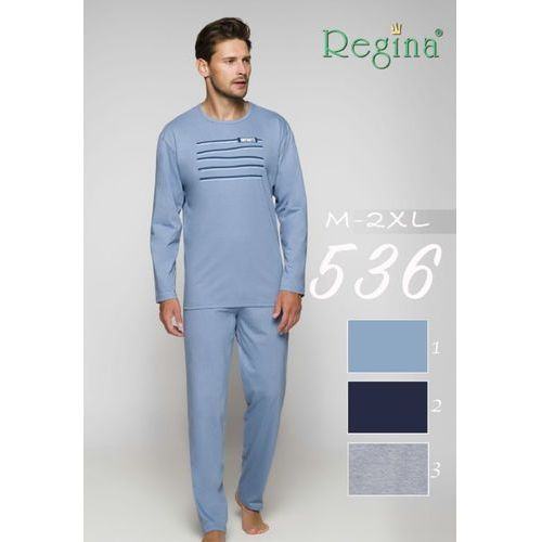 02d9788284b3ea 536 piżama męska big (REGINA) - sklep SkladBlawatny.pl